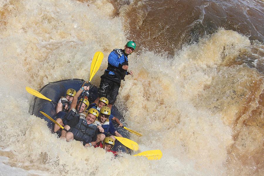 rafting © arquivo Alaya