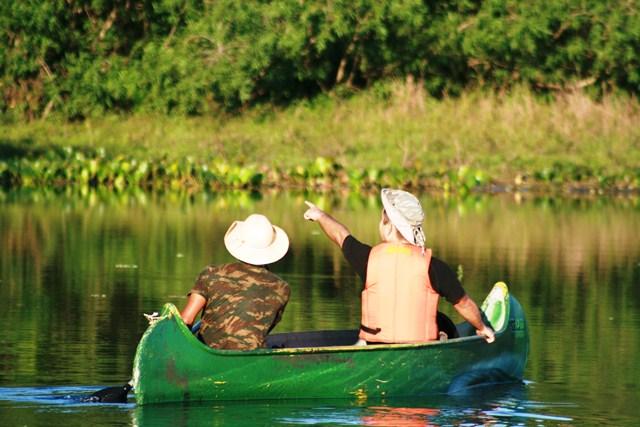Pantanal - Canoagem - Fazenda San Francisco - Carol Coelho