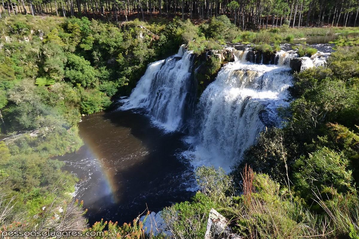 Cachoeira dos Alagados - Bom Jardim da Serra