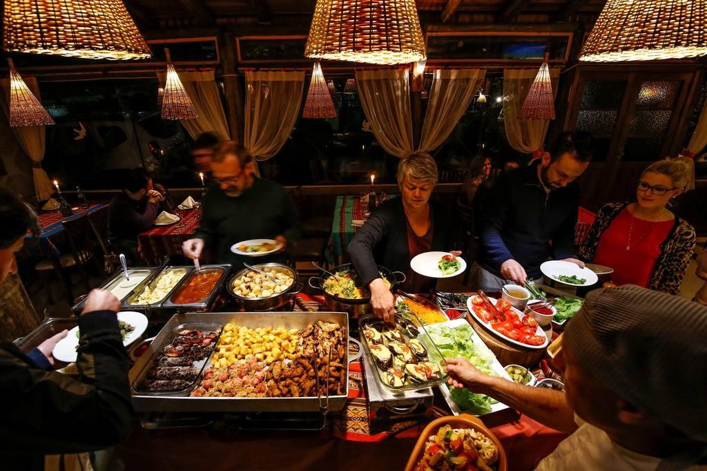 restaurante jantar