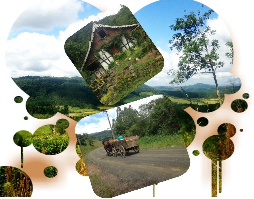 Venham conhecer as belezas que o vale eureopu de Santa Catarina oferece, caminhanhdo ou pedalando...