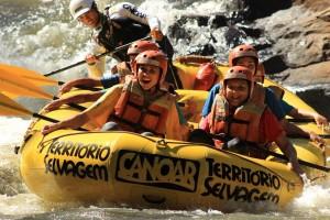 aventuras rafting