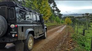 Turismo Off Road - Parque Nacional de São Joaquim-SC