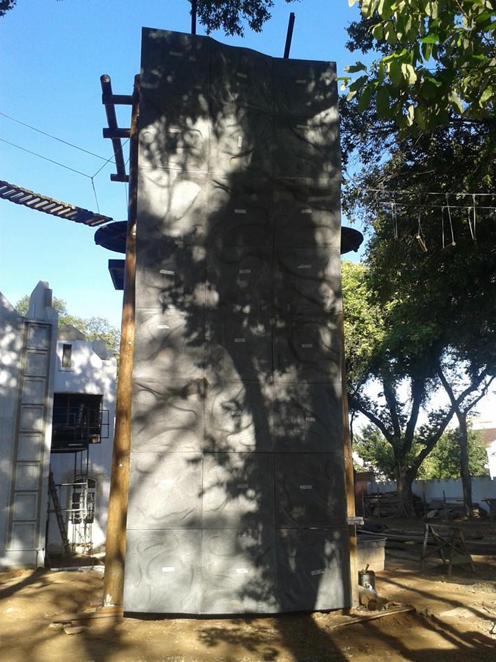 Torre Multifuncional: Parque Cidade da Criança - Campos dos Goytacazes
