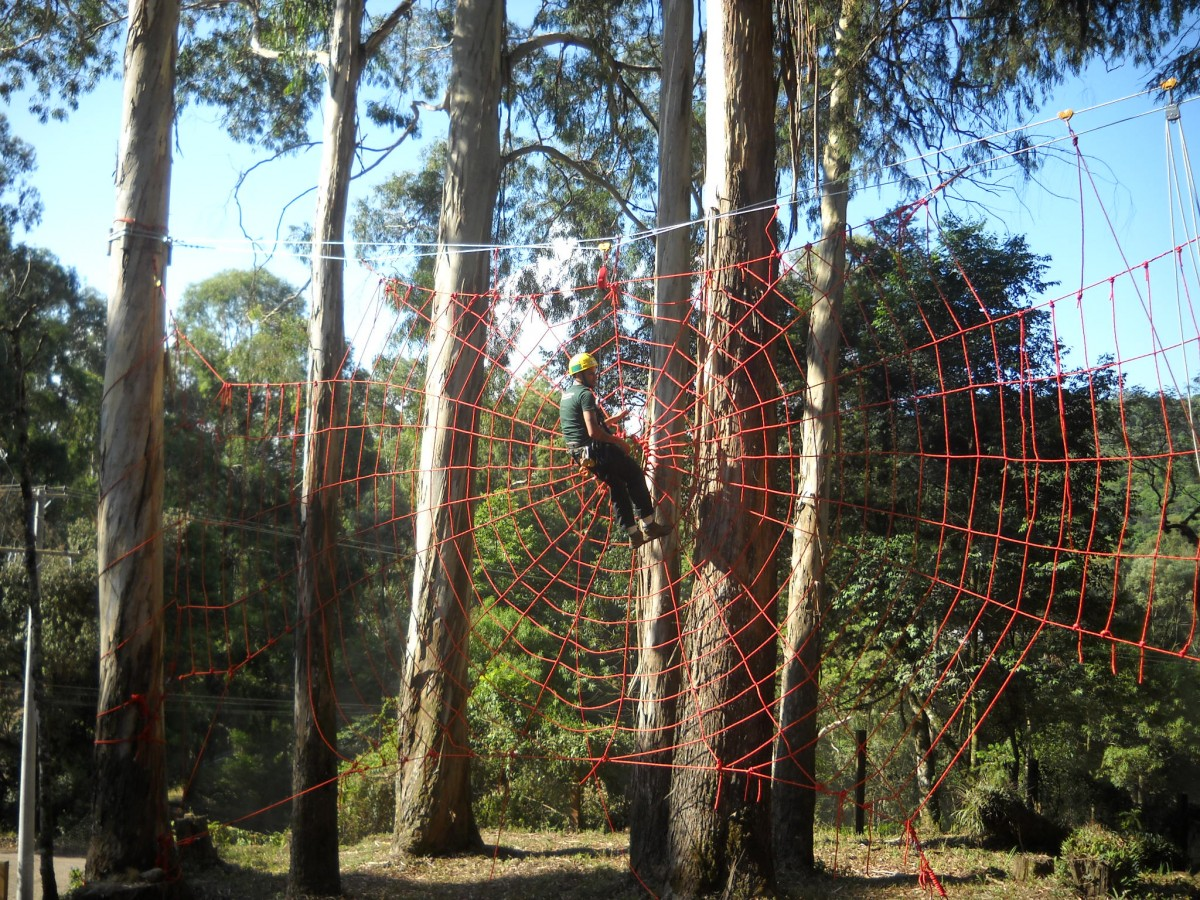 Parques temáticos: Green Parque - Canela