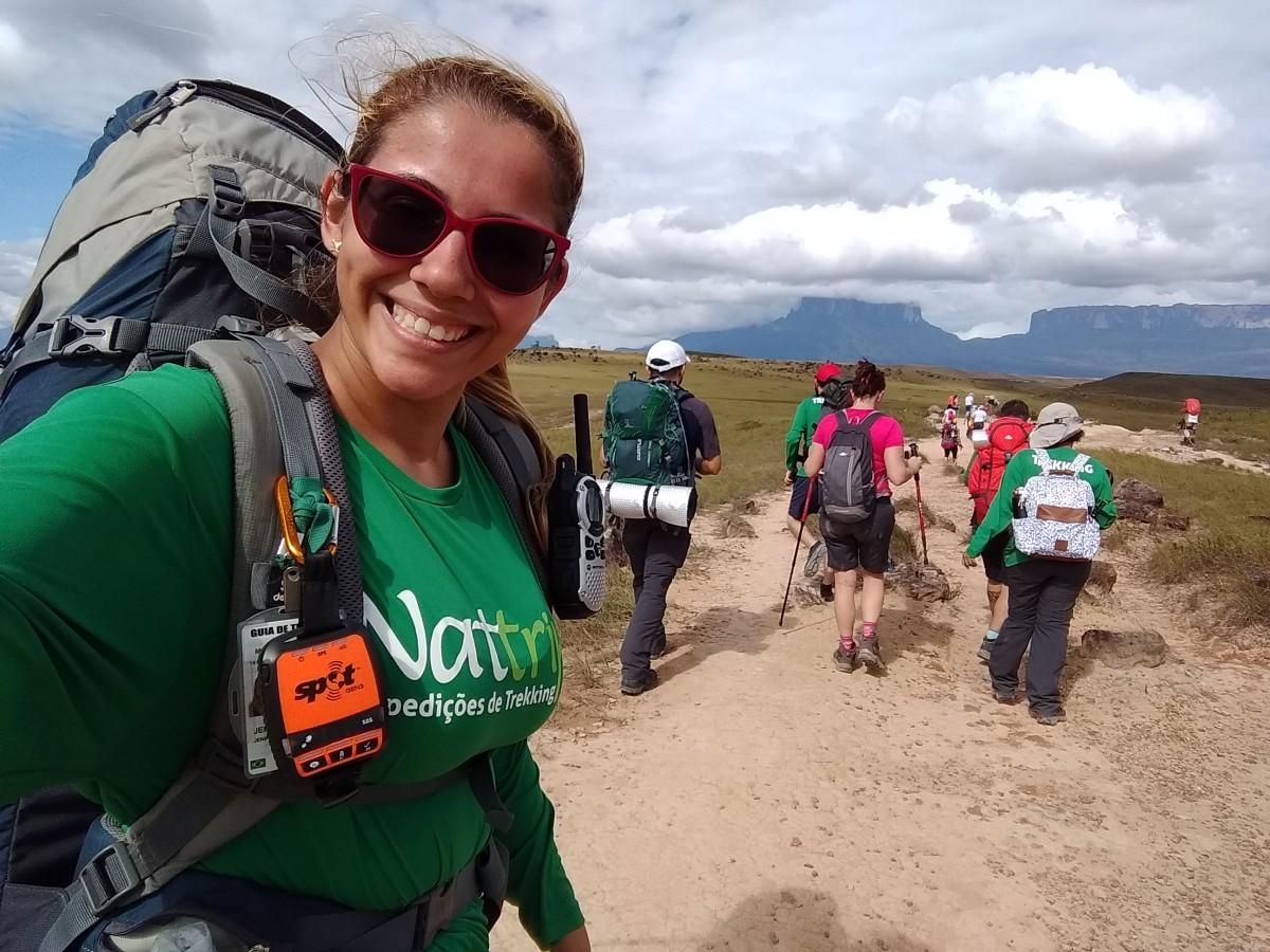 Trekking Monte Roraima