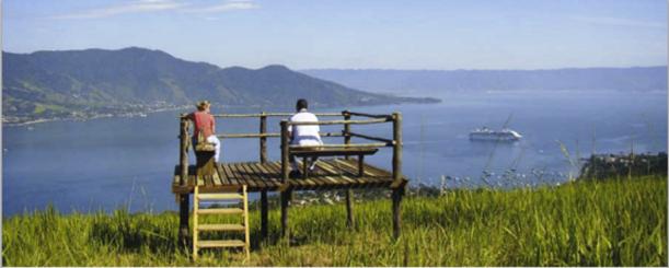 Deck: Parque em Ilha Bela