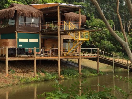 Recepção Parque Viva Brotas