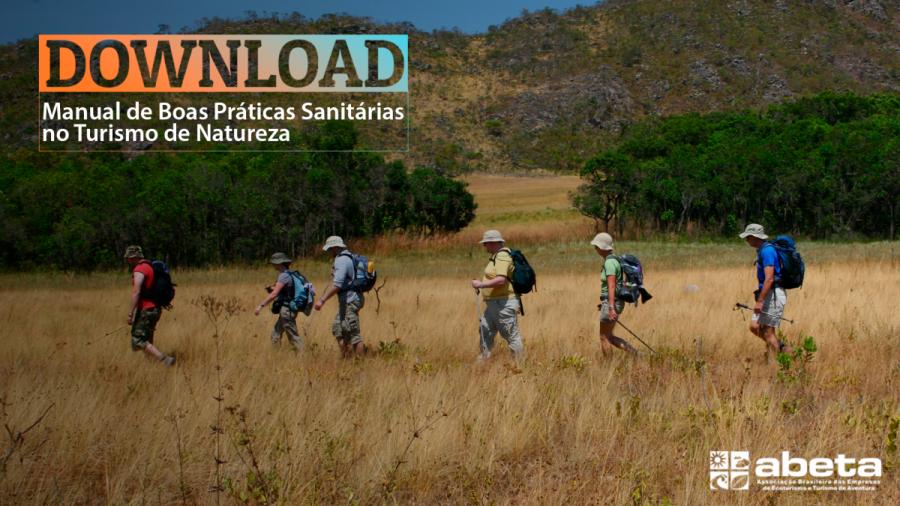 Manual de Boas Práticas Sanitárias no Turismo de Natureza