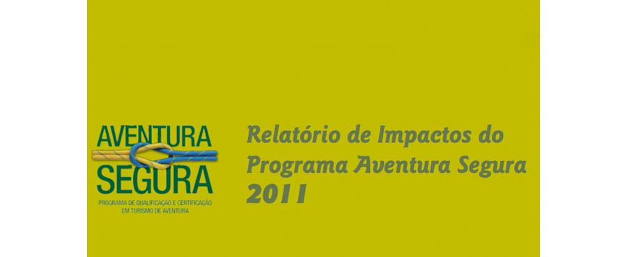 Relatório Impactos PAS 2011